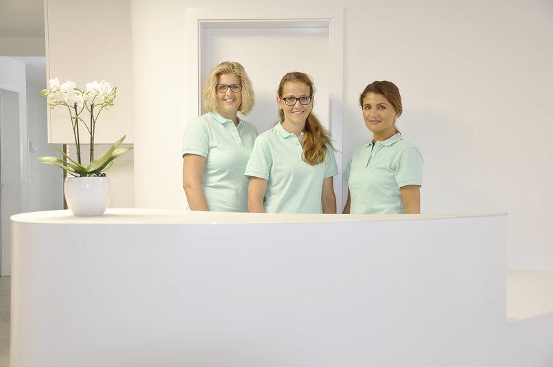 Gbäude der Kieferothopädiepraxis in Mellingen