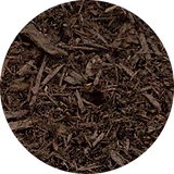 Brown Dyed Mulch - Circular.png