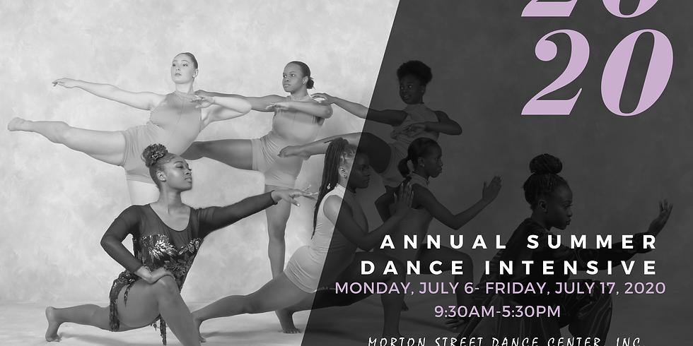 2020 Summer Dance Intensive
