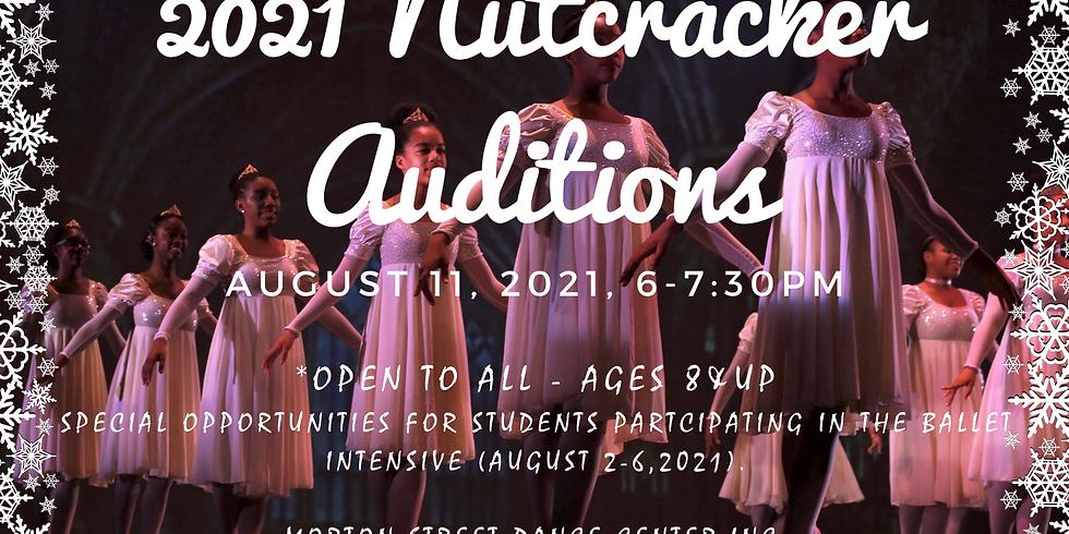 2021 Nutcracker Audition