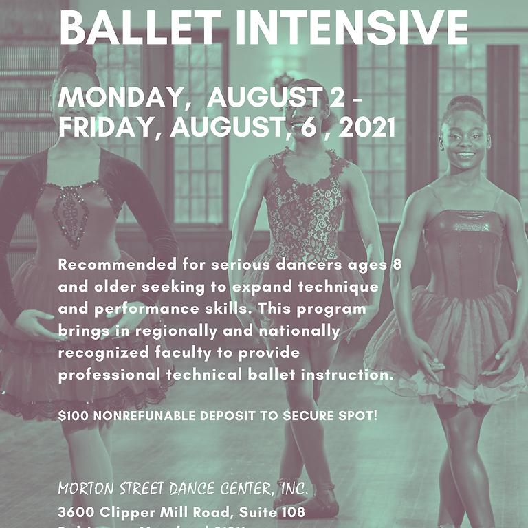2021 Ballet Intensive