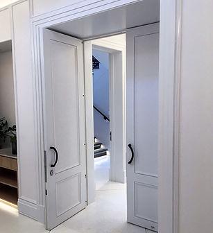 Apartment Security Doors
