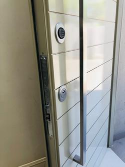High Security  Double Door