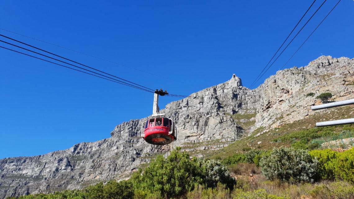 City & Table Mountain Tour