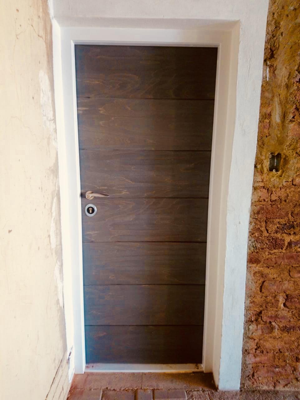 Kitchen Security Door