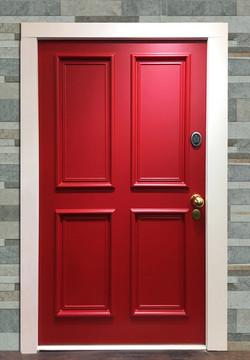 Victorian Security Door