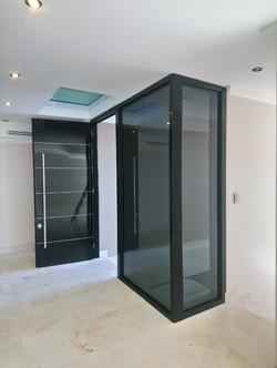 Gloss Front Door