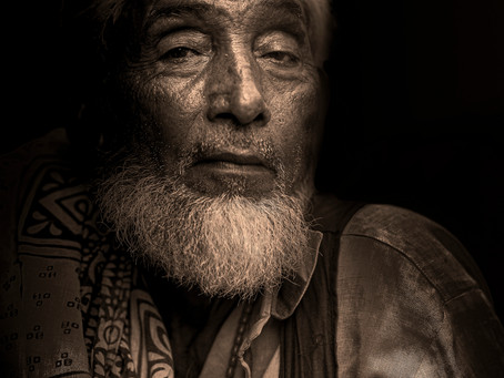 Chor Bazaar Street Portraiture