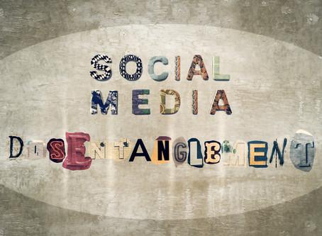 """Social Media Disentanglement: """"No Comment"""""""