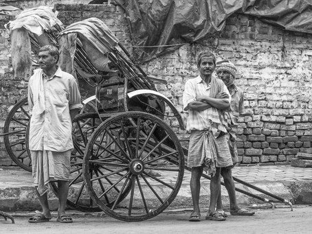 What The Invisible Rickshawallahs Of Calcutta Show You