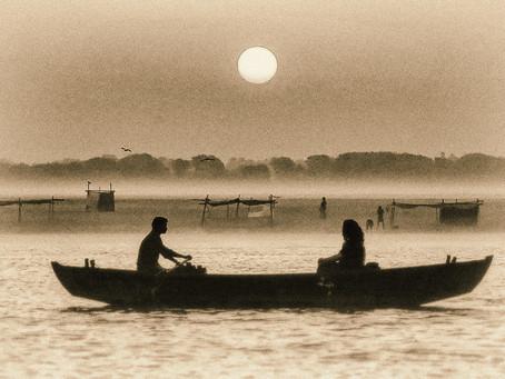 """New Open Edition Fine Art Available, """"Varanasi"""""""