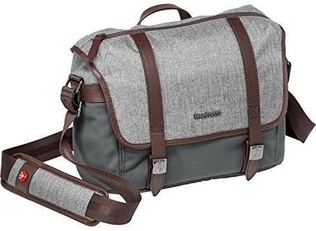 Review: Manfrotto Lifestyle Windsor Messenger Camera Bag