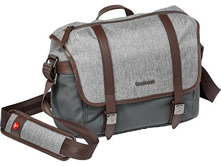 Review: Manfrotto Lifestyle Windsor Messenger Camera Bag