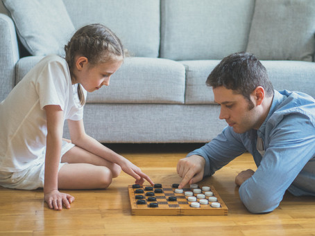 12 Best Games to Connect One on One with Kids