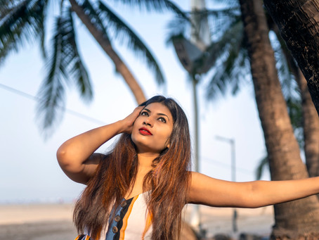 Juhu Beach Photo Shoot