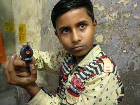 Don't Shoot This Messenger: I Shoot Back