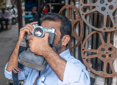 What To Bring To My Mumbai Street Photography Workshops
