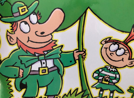 Top 4 Favorite St. Patrick Day Books Your Kids Will Love.