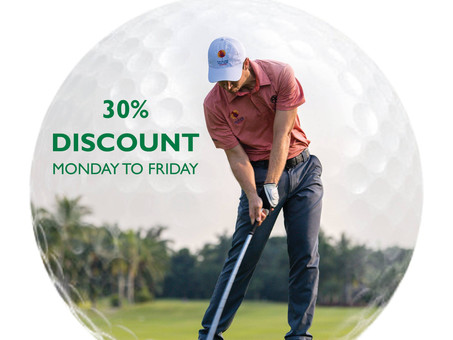 Sport's Day Promotion - valid until December 2020