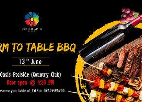 Are you ready for the weekend poolside BBQ with Jose Silva?