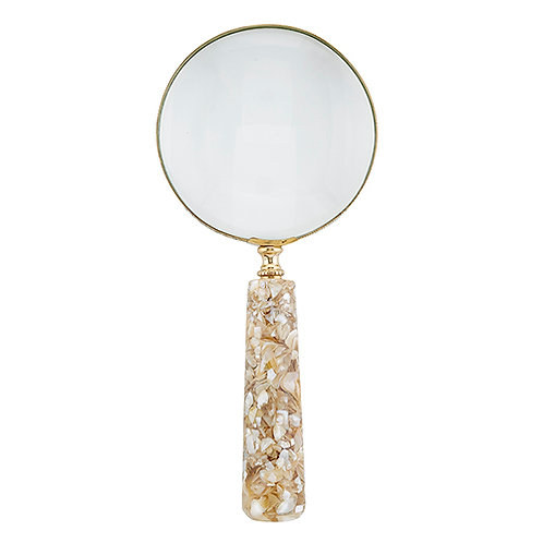 Magnifying Glass Shell
