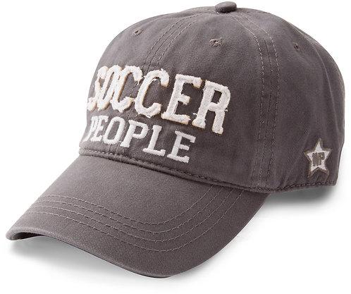 Soccer People Cap