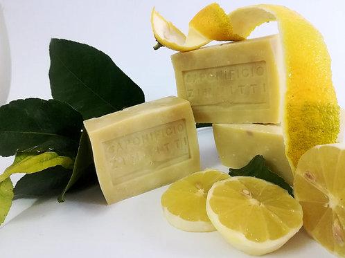 Soap bar - Olive oil and LEMON