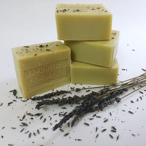 Soap bar - olive oil and LAVENDER