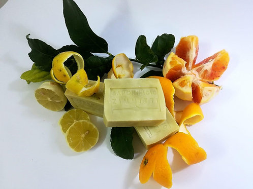 Soap bar - olive oil and CITRUS