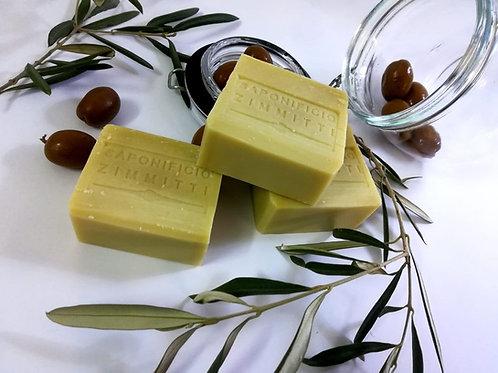 Sapone Solido all'olio d'oliva e GINESTRA dell'ETNA