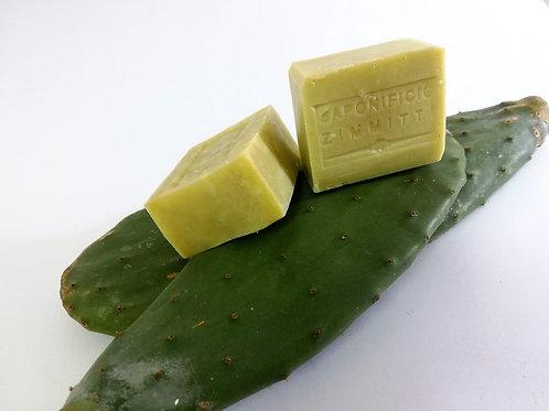 Sapone Solido all'olio d'oliva e OPUNTIA