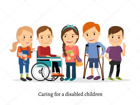 Los niños con discapacidades deben ser independientes, saben serlo