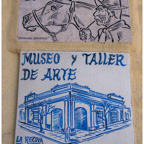Murales y dibujos en la calle