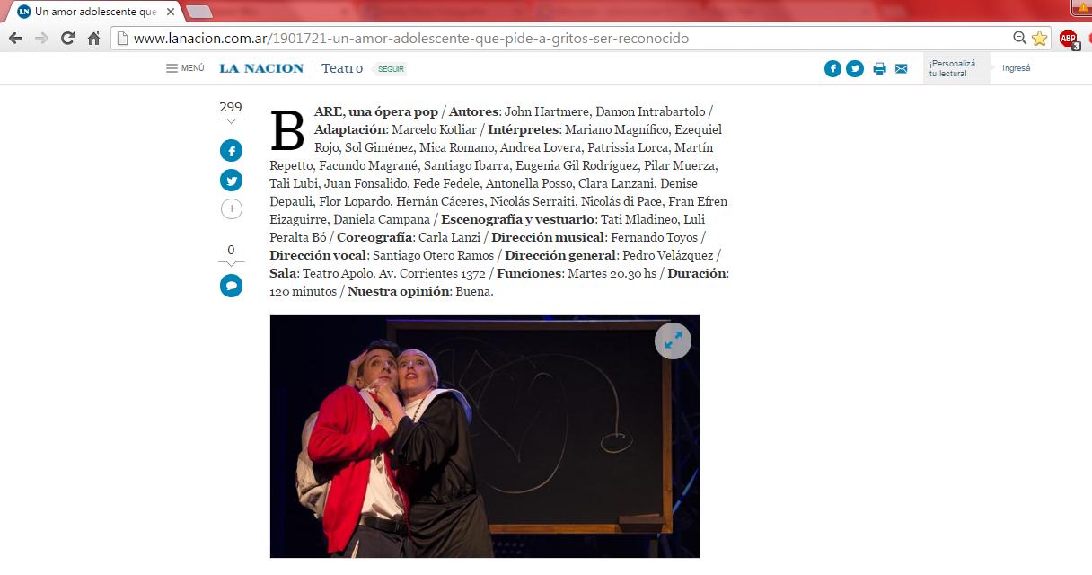 Prensa - La Nacion (BARE)