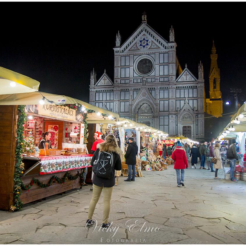 Mercato Piazza Santa Croce