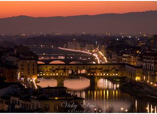 Info útil para recorrer Florencia, un amor a primera vista
