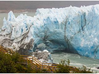 Glaciar Perito Moreno: Una relación a contra reloj