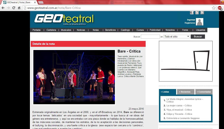 Prensa - GEOTeatral (Bare)