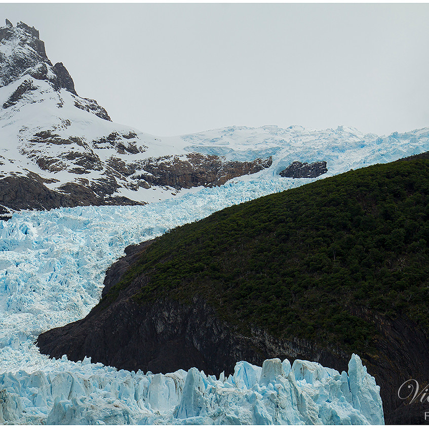 Glaciar Spegazzini & Peineta