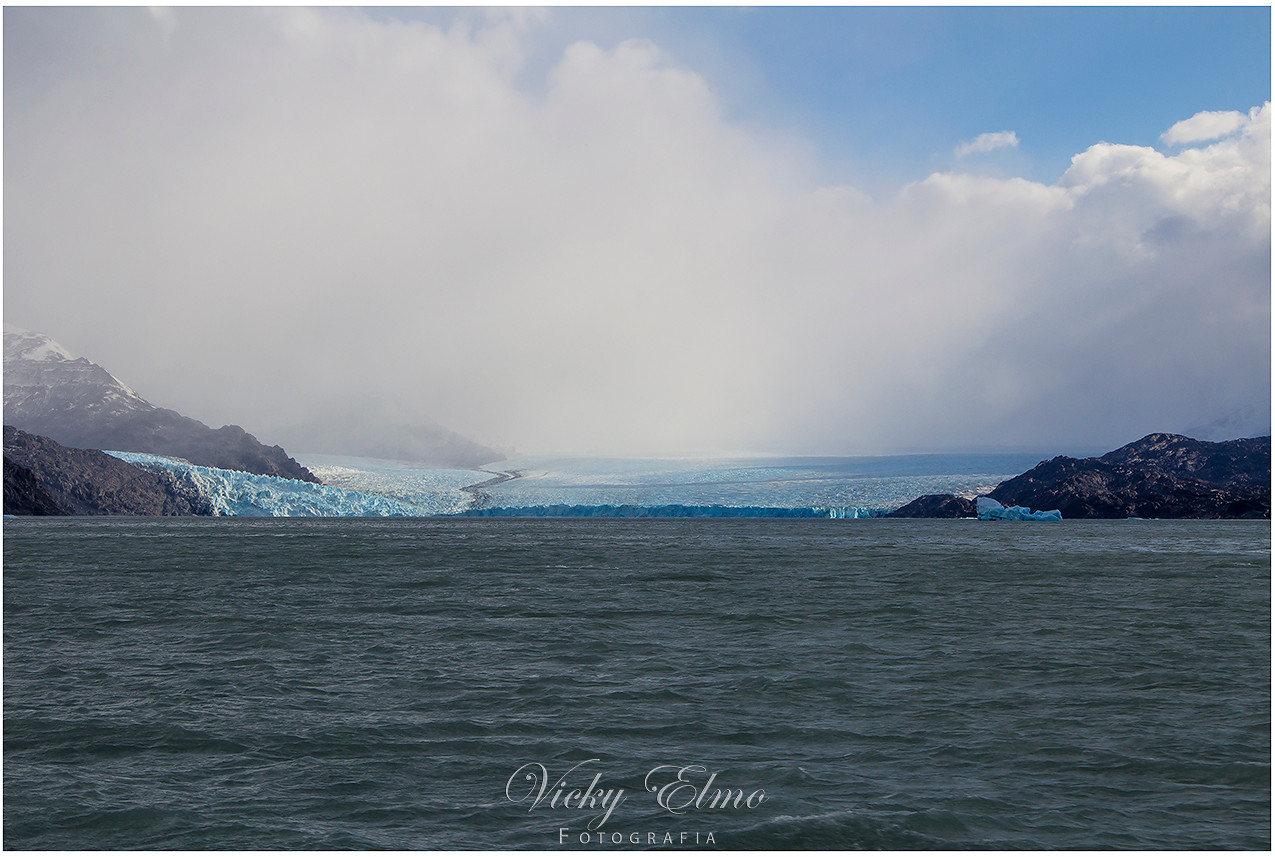 Glaciar Upsala 2015