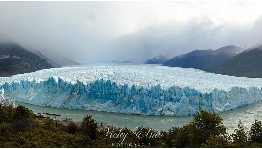 Panoramica Glaciar
