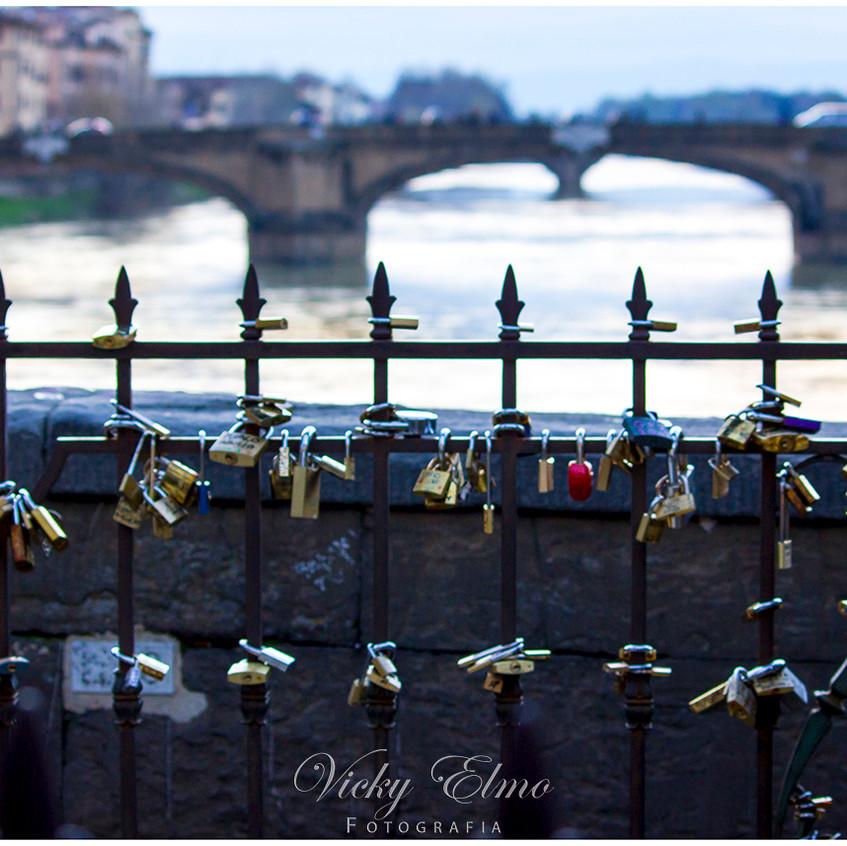 Candados del Ponte Vecchio