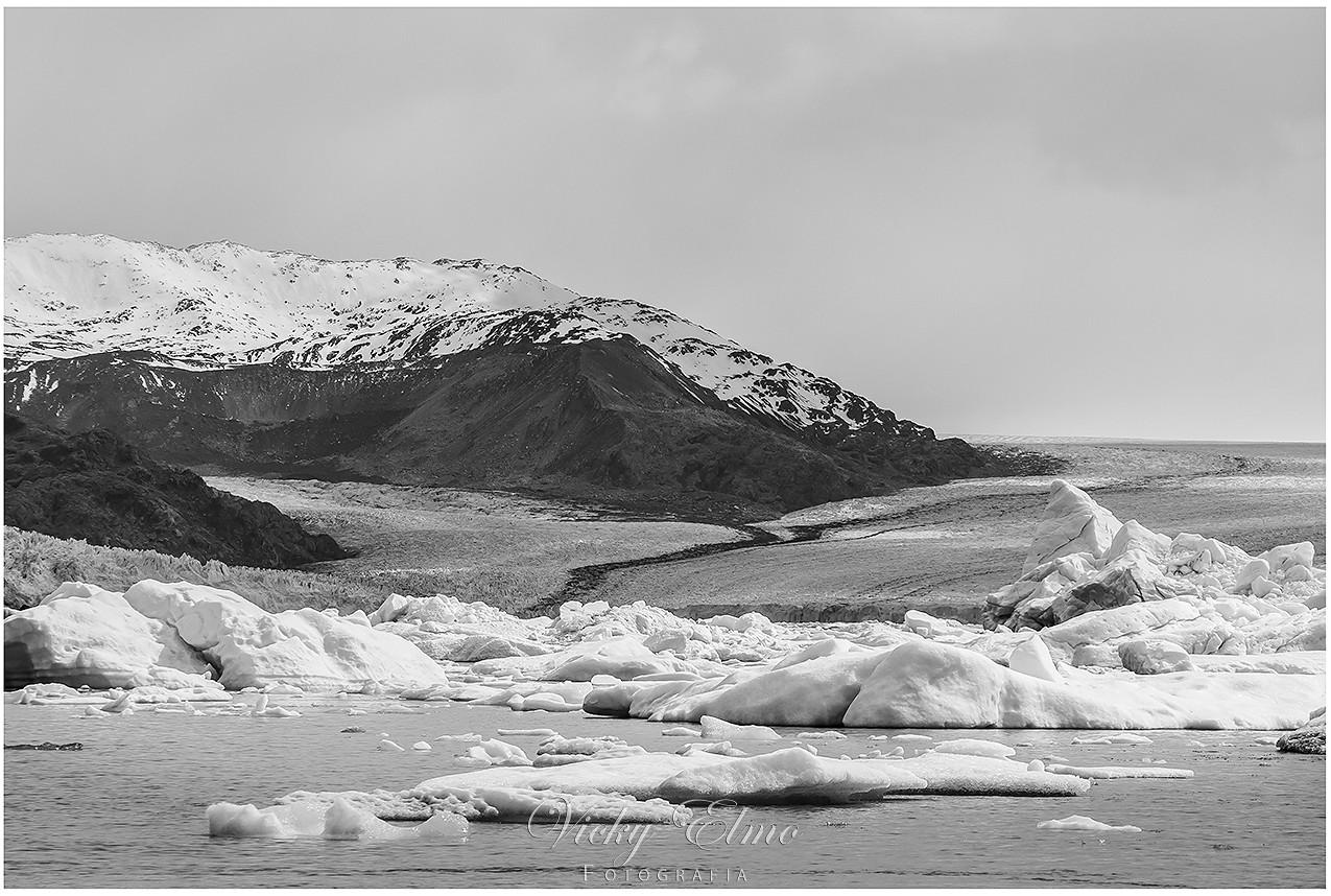 Glaciar Upsala 2017