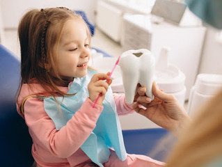 The Importance of Back-To-School Dental Checkups
