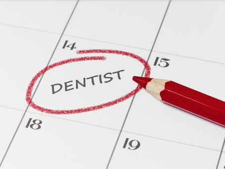 A Dental Health New Year's Resolution