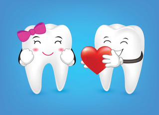 Valentine's Day Dental Tips – Love your teeth too!