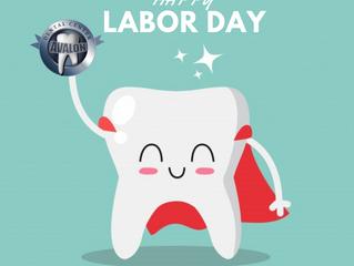 Happy Labor Day from Avalon Dental Team!
