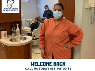 Welcome Back Dentist Salem MA