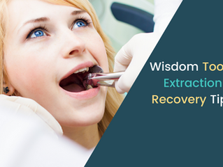 Wisdom Teeth Removal Recovery Tips