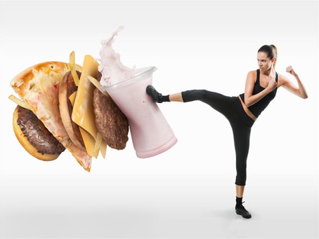 How to Fight Obesity and Being Overweight?